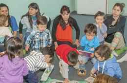 Resumen del proceso de Evaluación del Programa Juguemos con Nuestros Hijos