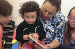 Impacto en Sensibilidad Materna del Programa JNH