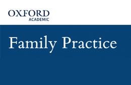 Publicación Family Practice, Oxford University (2016)
